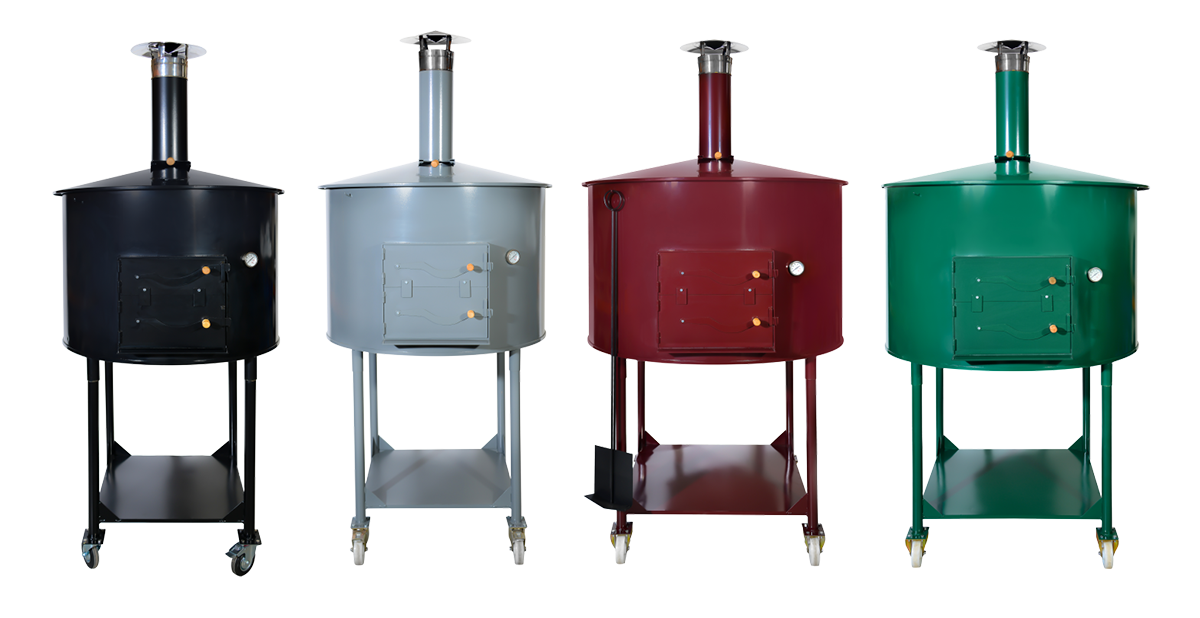 the Pro woodfired Oven Range