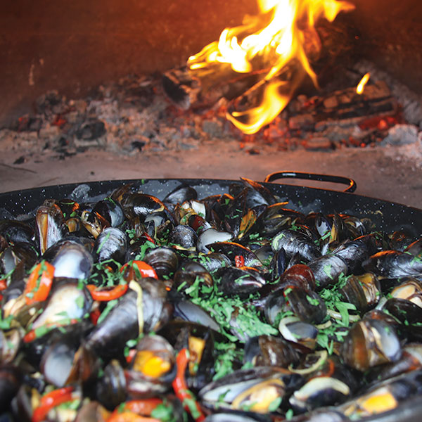Woodfired Muscles