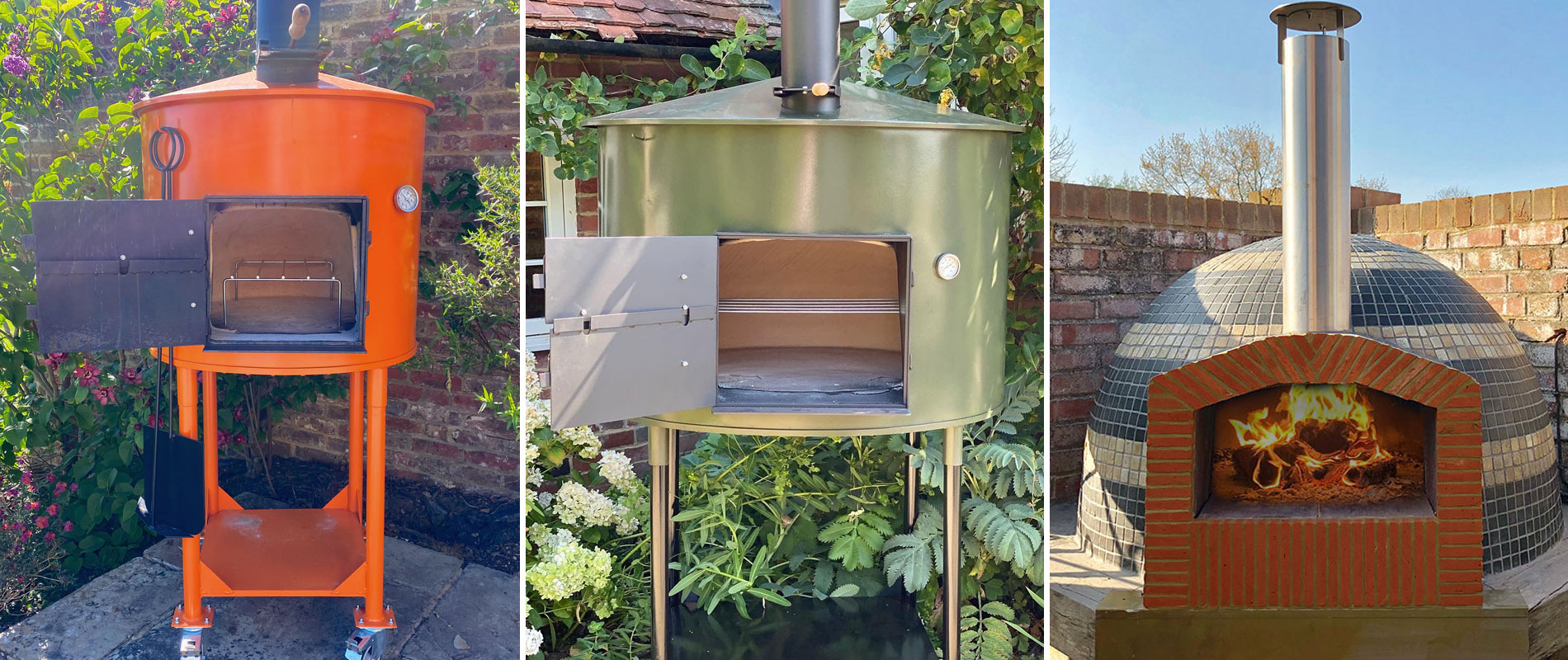 commercial woodfired ovens
