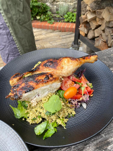 woodfired dish