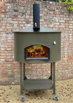 commercial Woodfired pizza oven