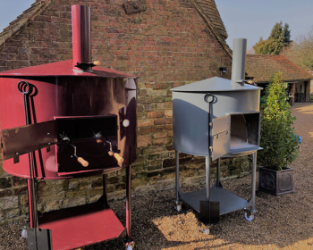 Commercial pizza oven colours